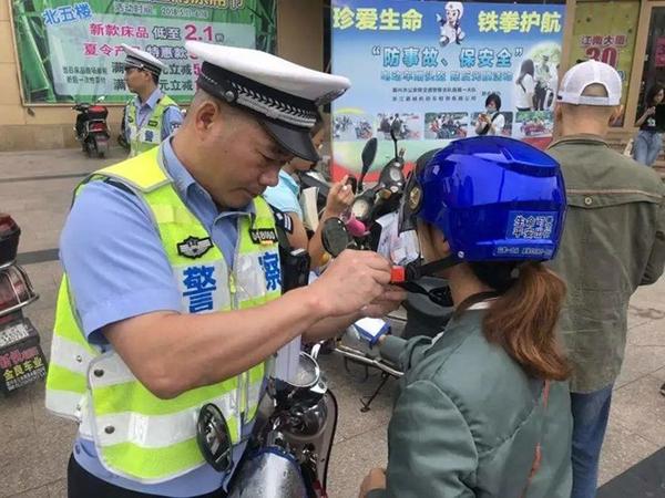 """""""一盔一带""""如今咋样了?江苏人"""